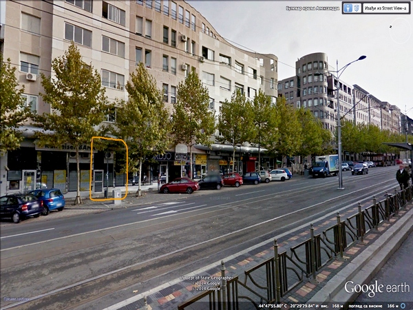 Poslovni prostor - 60m² - Đeram Pijaca Bulevar Kralja Aleksandra