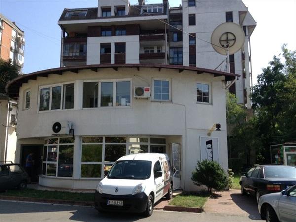 Poslovni prostor - 260m² - Novi Bgd(hotel Jugoslavija) Prve Pruge