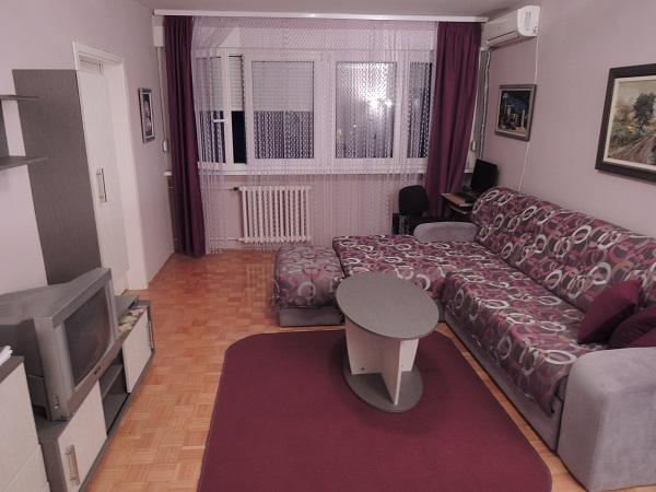 50m2, Stan, Novi Bgd(Hotel Jugoslavija), agencijski ID: 3580
