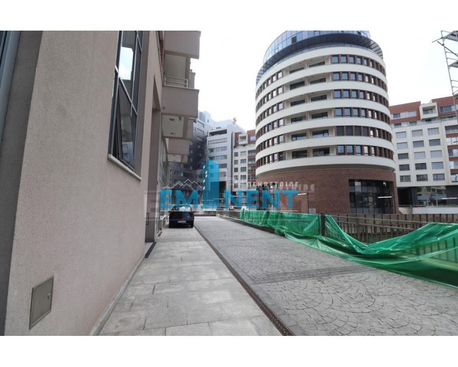 Poslovni prostor 198m² Hotel Jugoslavija