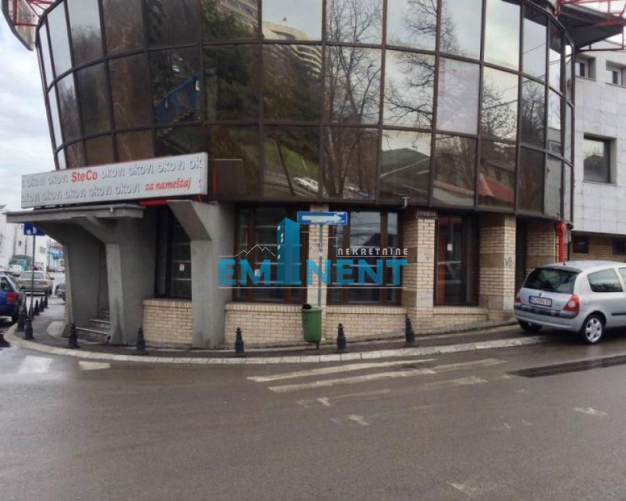 Poslovni prostor 91m² Dedinje dedinje Oblakovska