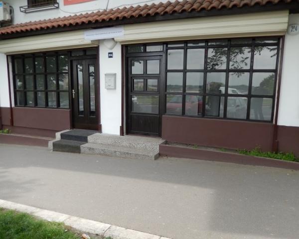 Poslovni prostor 60m² Palilula palilula Bulevar Despota Stefana