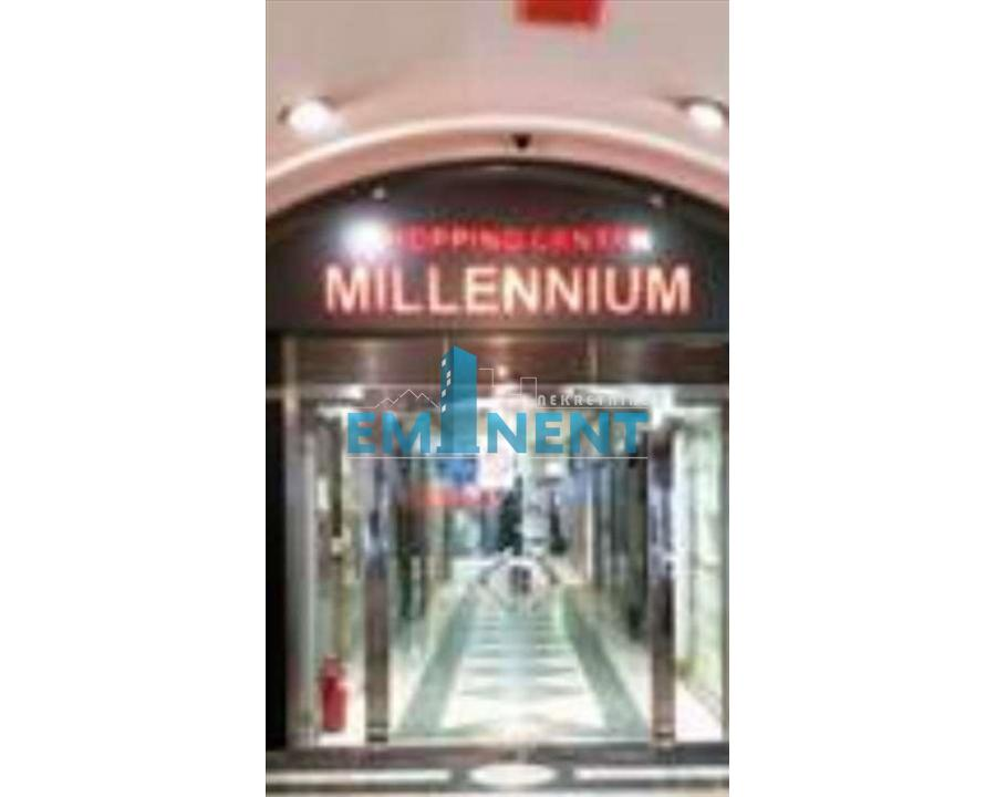 Poslovni prostor 40m² Centar Kneza Mihaila